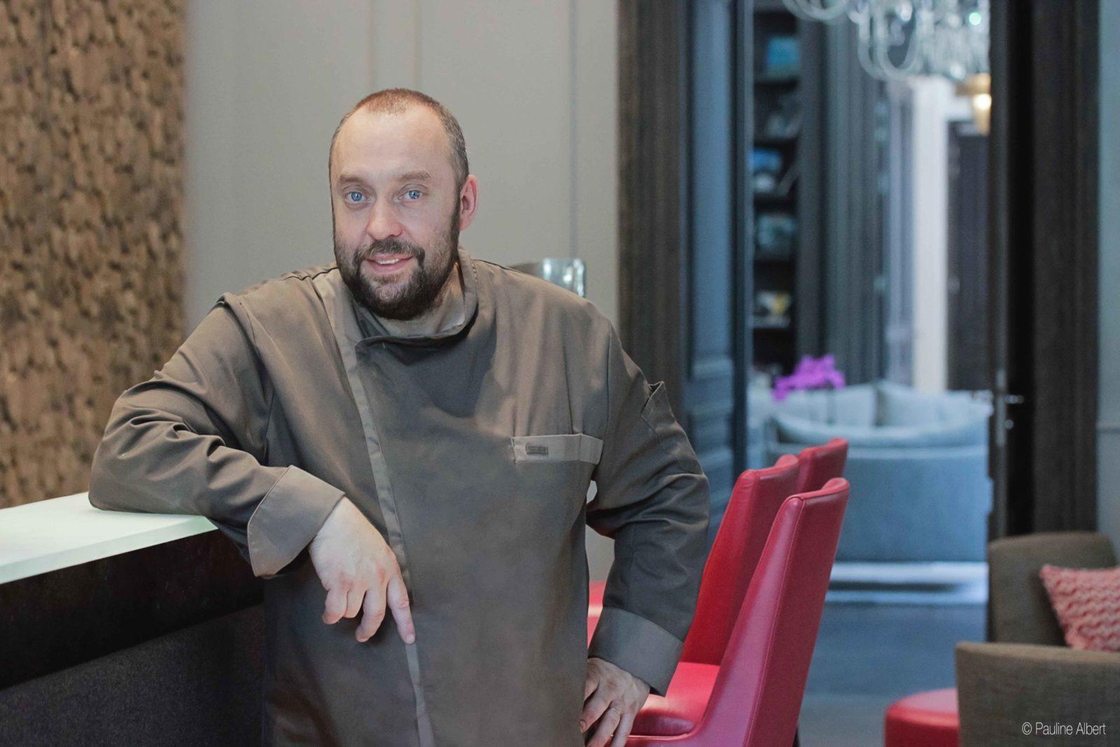 Mickey Bourdillat, Chef du Matafan Chamonix