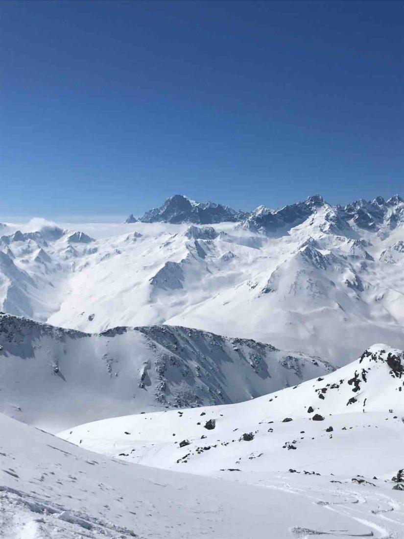 panorama au Montenvers