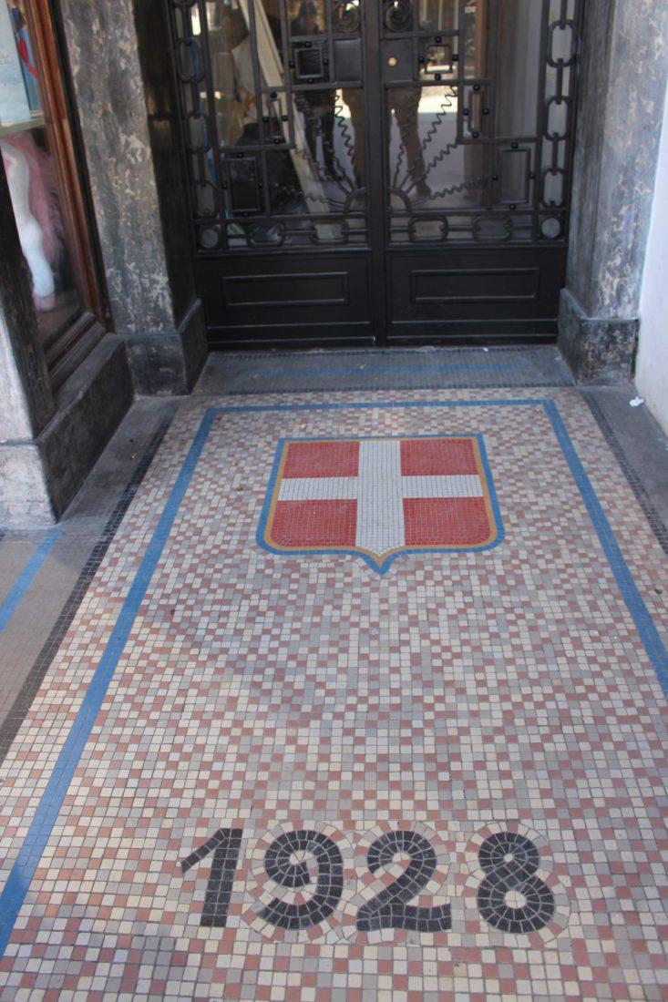 Chamonix A la ville de Venise 1928