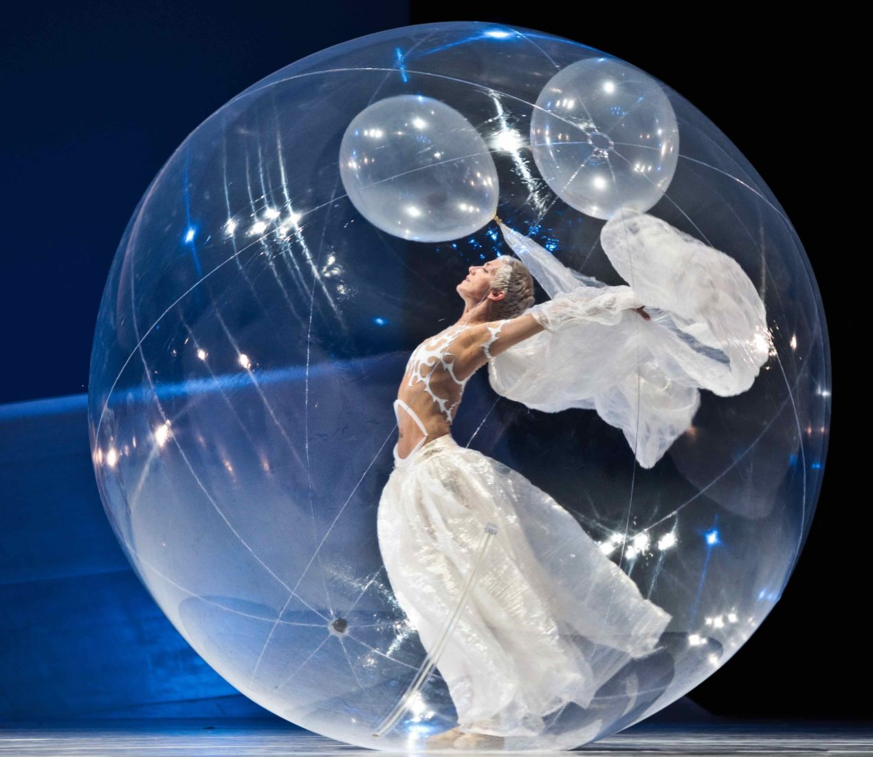 La Belle, Bernice Coppieters © Ballets de Monte-Carlo