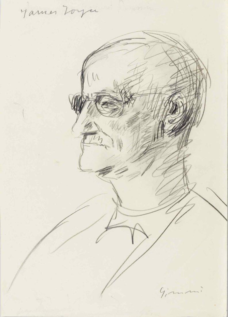 James Joyce Wilhelm Gimmi
