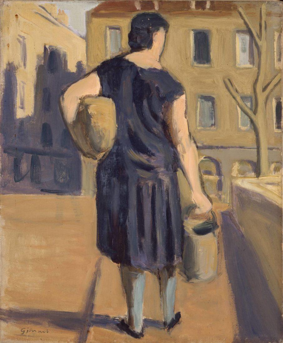 Pont-Marie, [1932], Wilhelm Gimmi