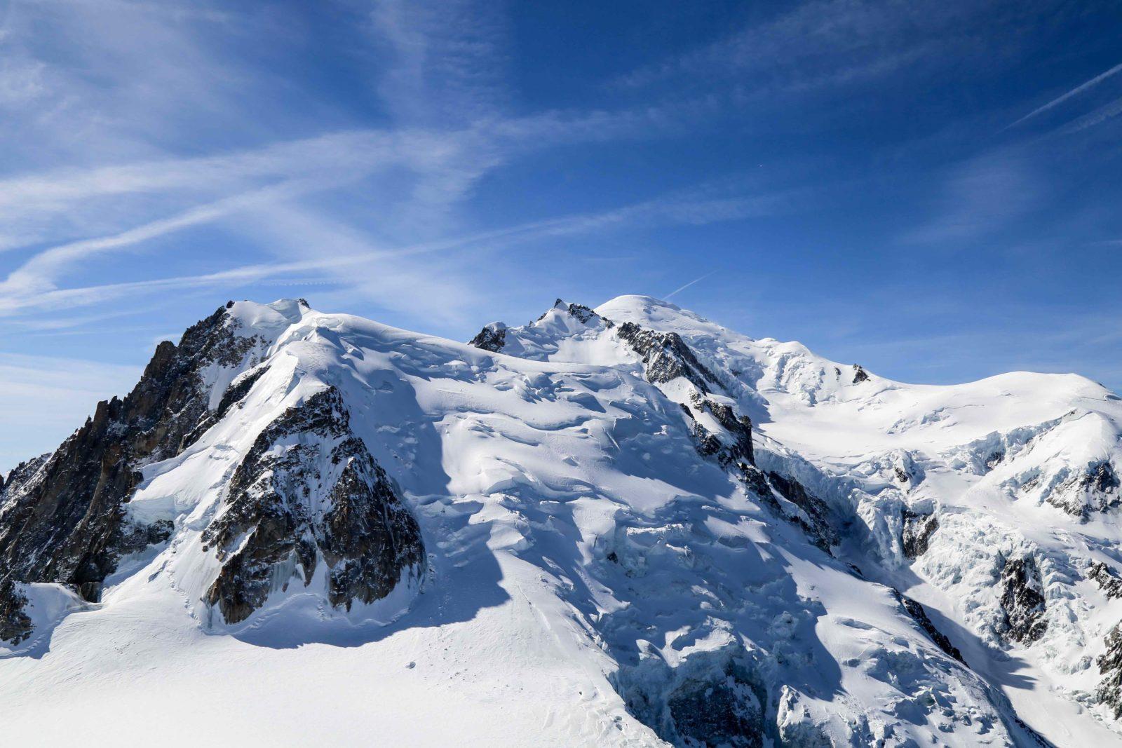 Chamonix l'Aiguille du Midi