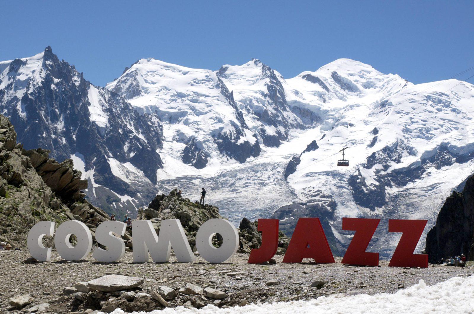 Chamonix cosmojazz