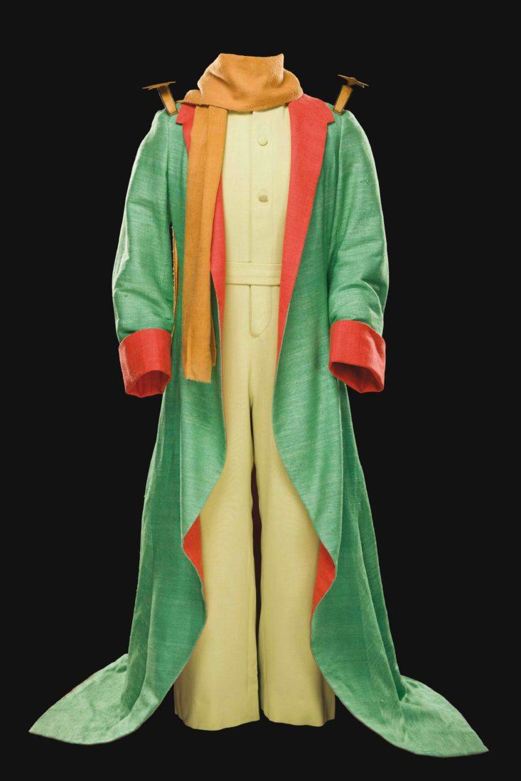 Costume du Prince, dans Le Prince de Motordu de Bruno Denecker