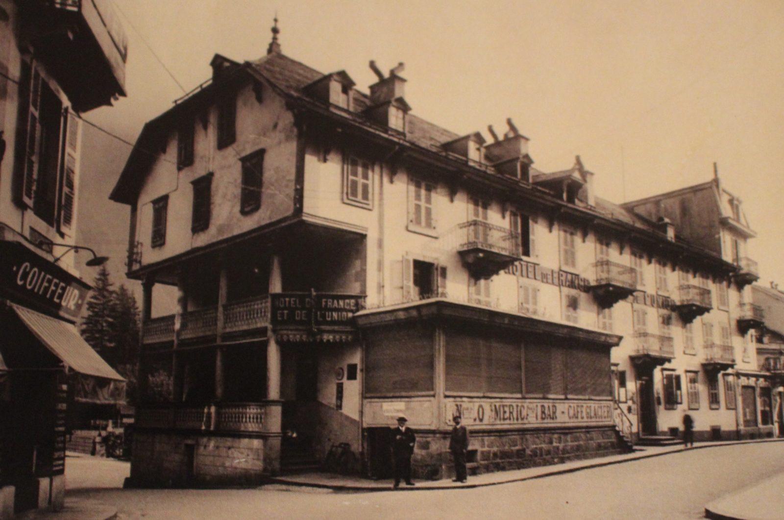 Chamonix hotel de l'Union