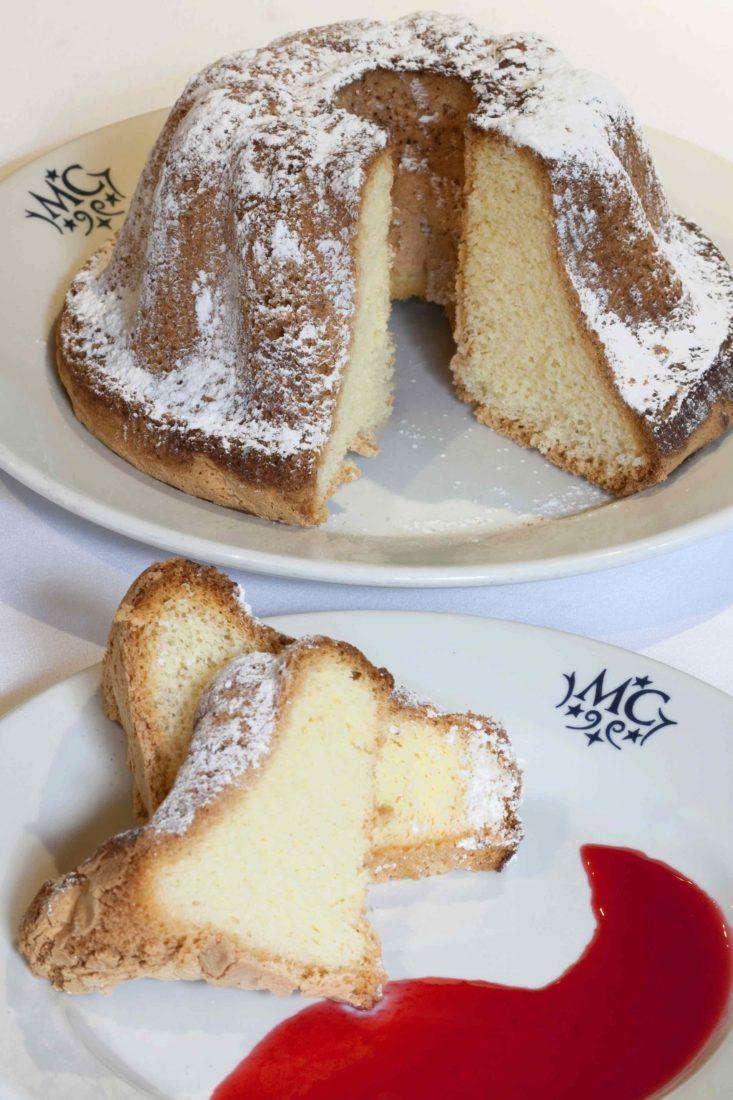 biscuit de Savoie maison Carrier ALBERT IER CHAMONIX