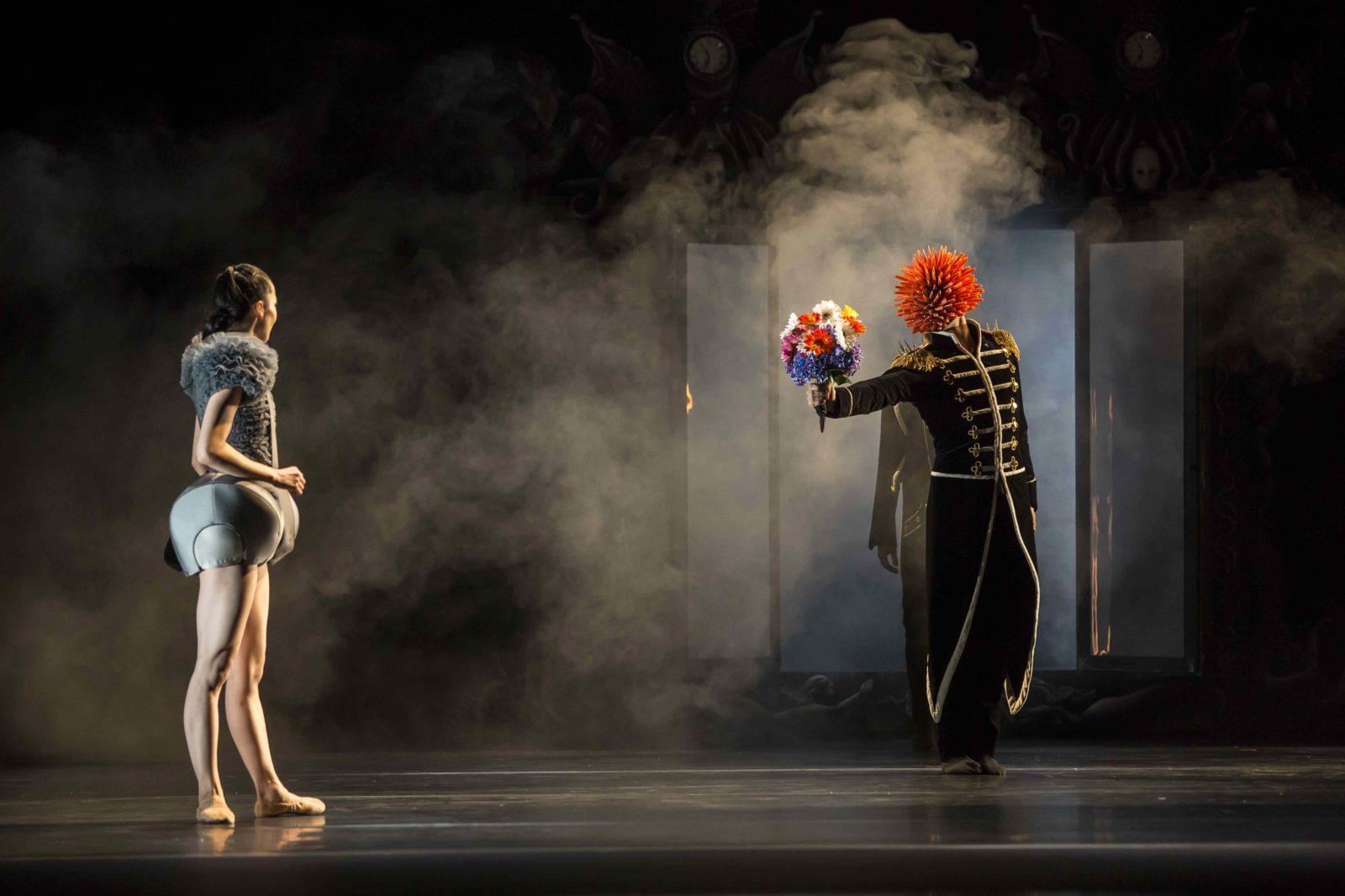 Casse-Noisette. Grand Théâtre de Genève, 2015.