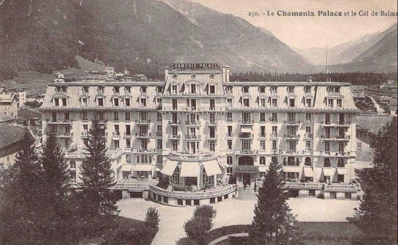 Chamonix Palace