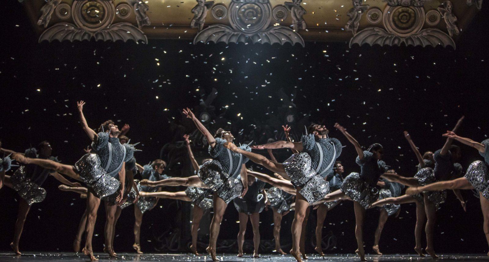 Casse-Noisette, On aura tout vu. Grand Théâtre de Genève, 2015