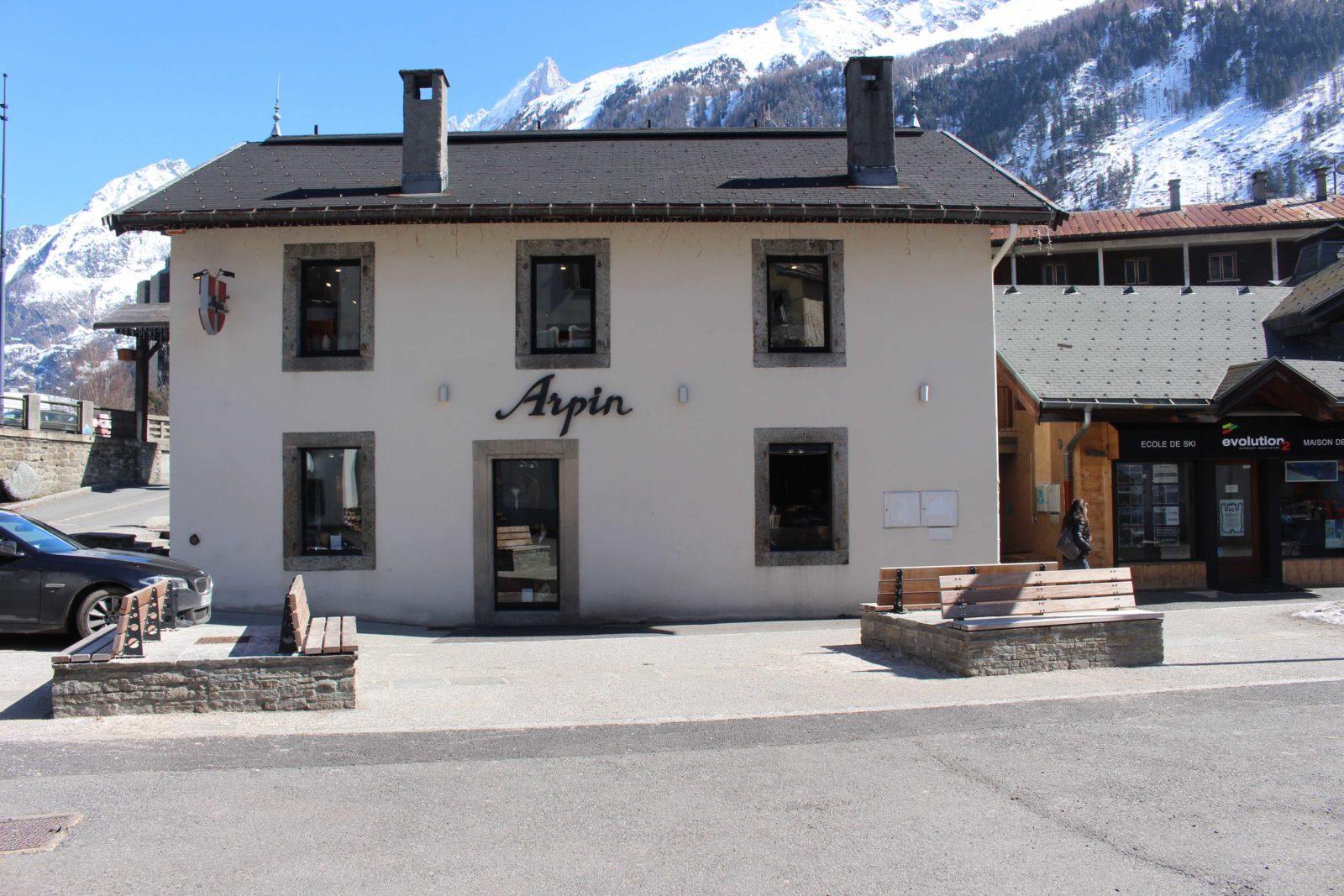 Chamonix Maison Arpin