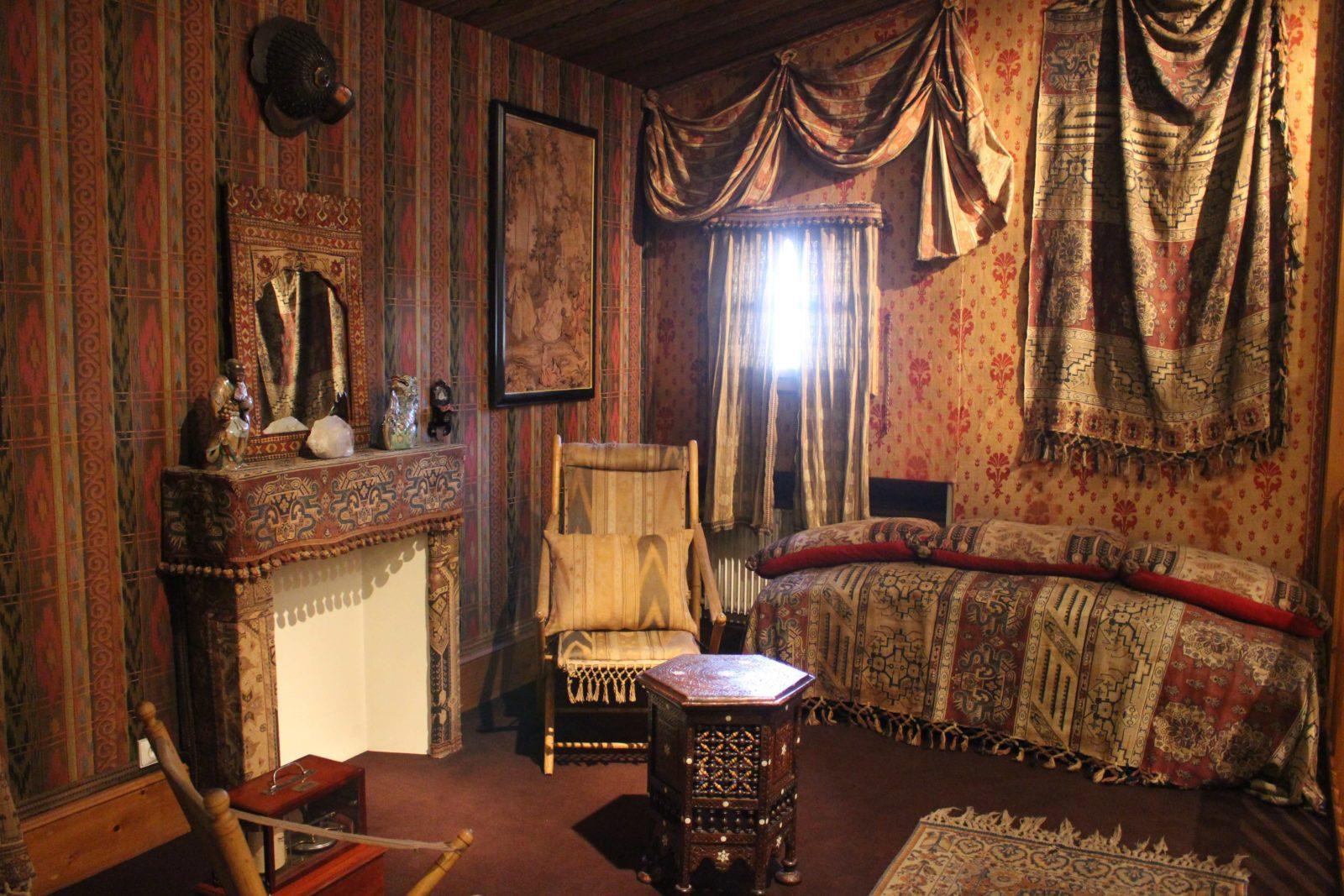 musée alpin chamonix chambre Joseph Vallot
