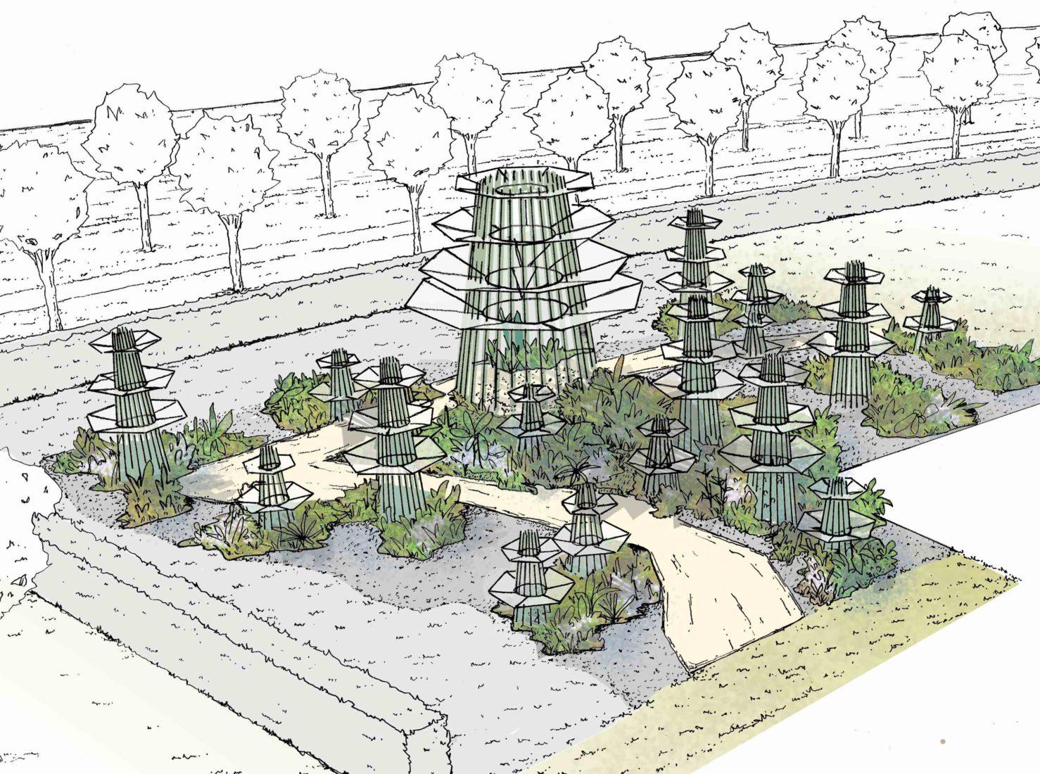 arc et senans 2018 jardins du futur