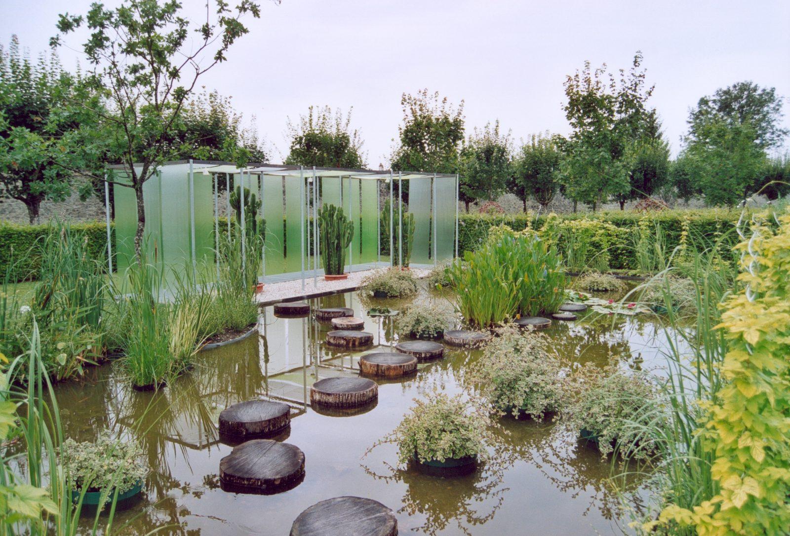 arc et senans jardins 2018