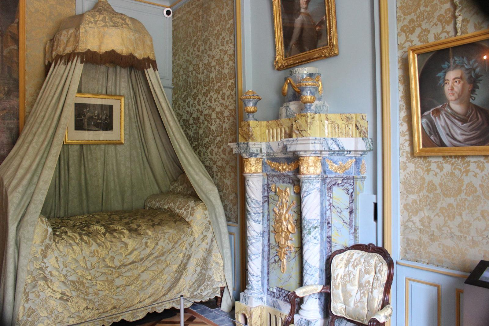 ferney Voltaire La chambre de Voltaire-
