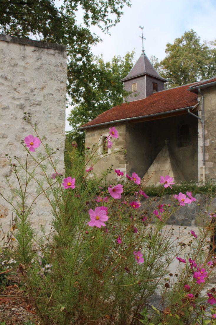 ferney Voltaire Chapelle édifiée par Voltaire