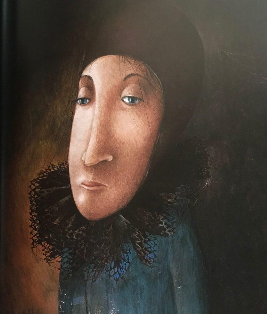 Rébecca Dautremer portrait