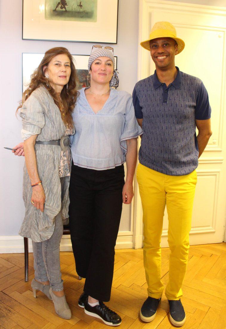Marie-Christine von Suppan, Rébecca Dautremer et Franck