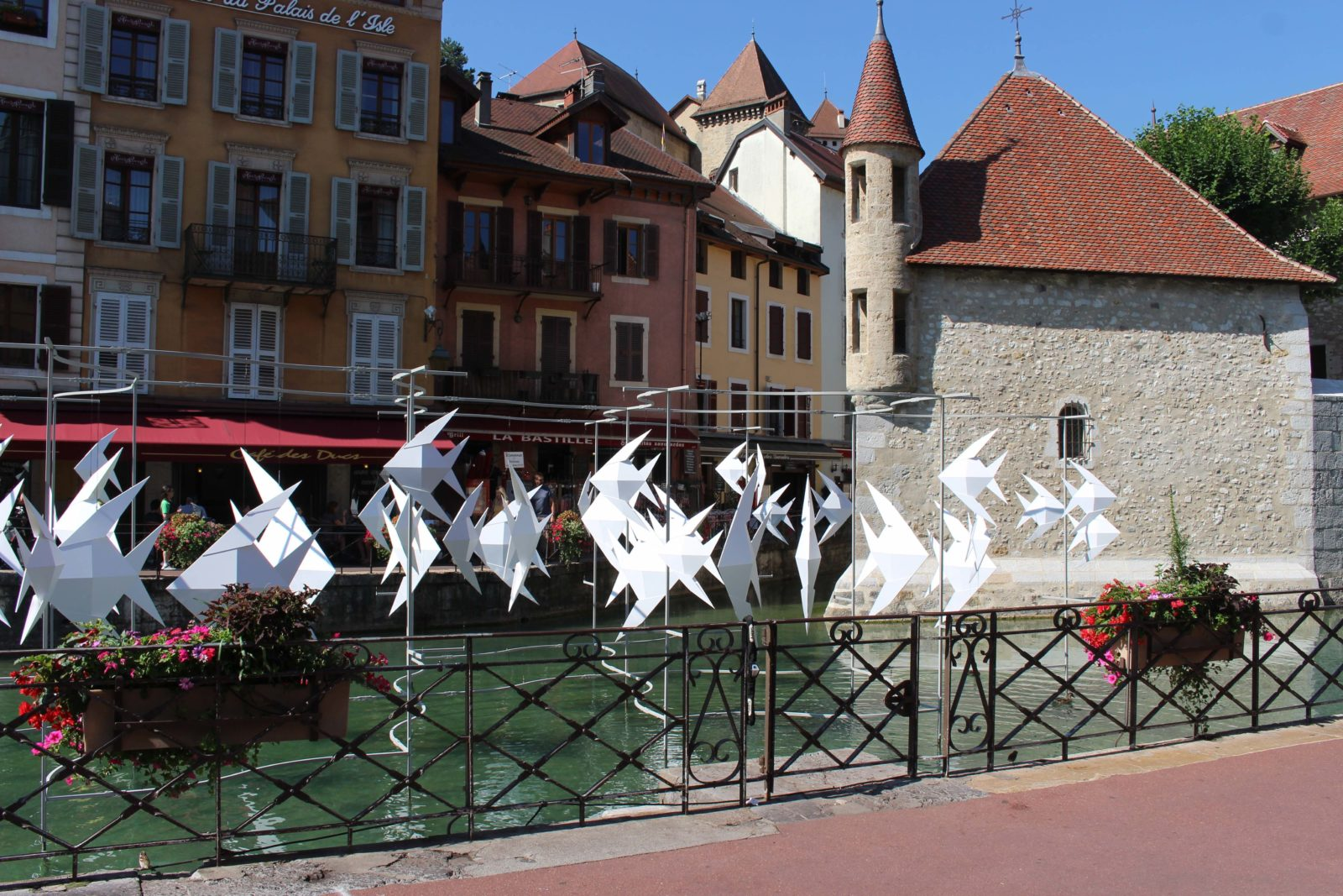 Annecy Paysages ORIGAMIS