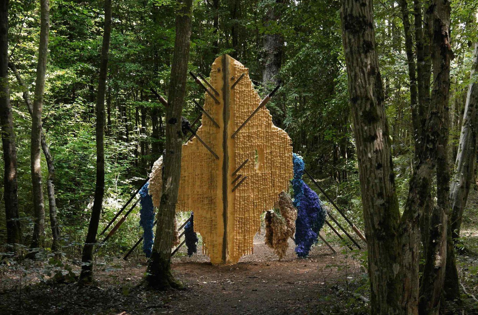 Amandine Arcelli, \ ʁu.ba.to \, Vent des forêts 2018