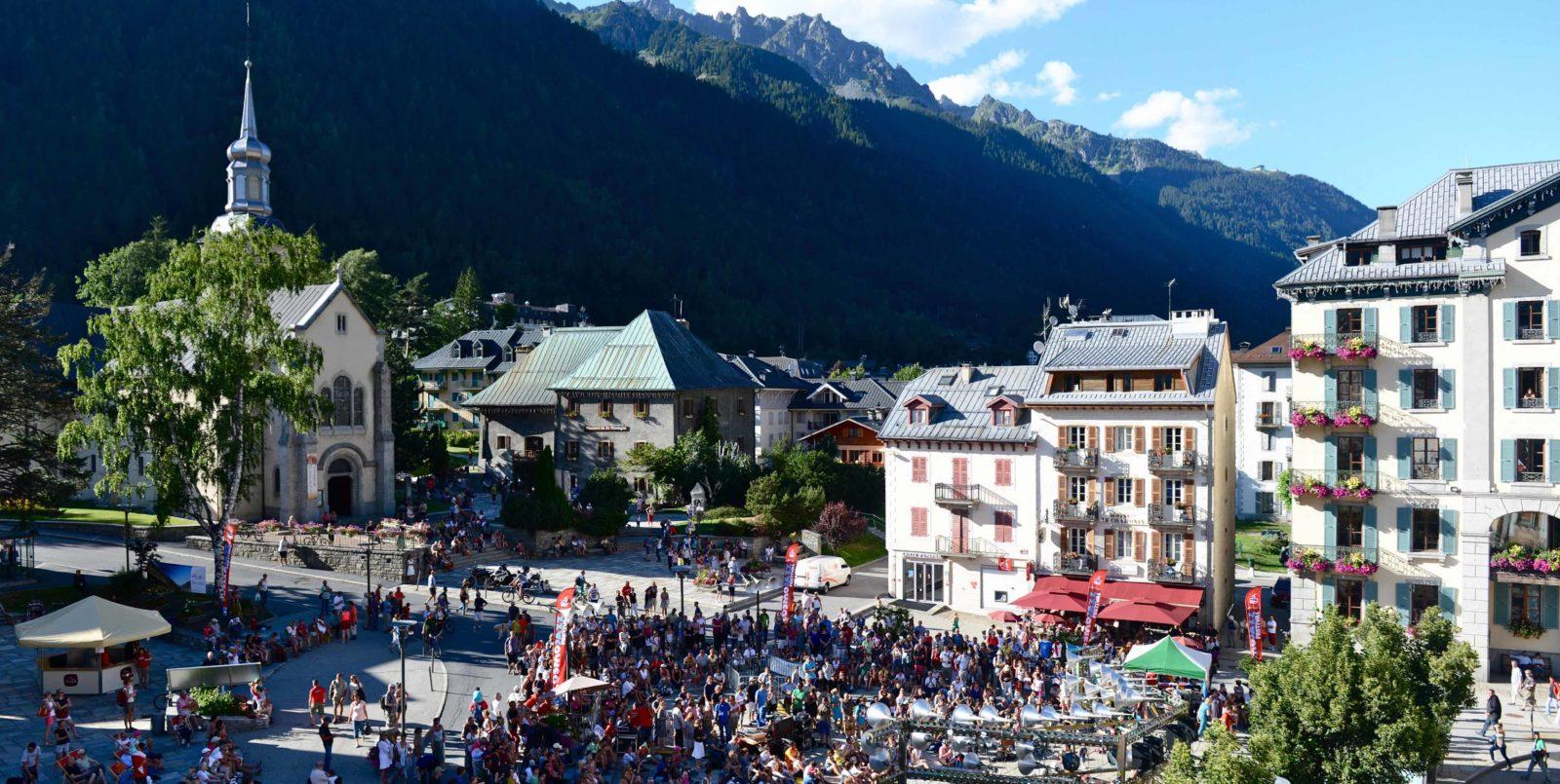 Fête des Guides à Chamonix 2018