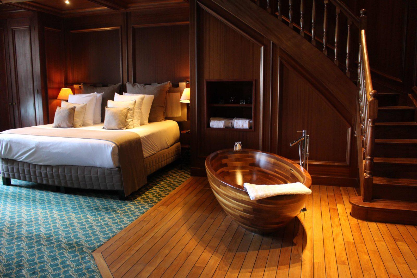 Le Palace de Menthon Lili's suite