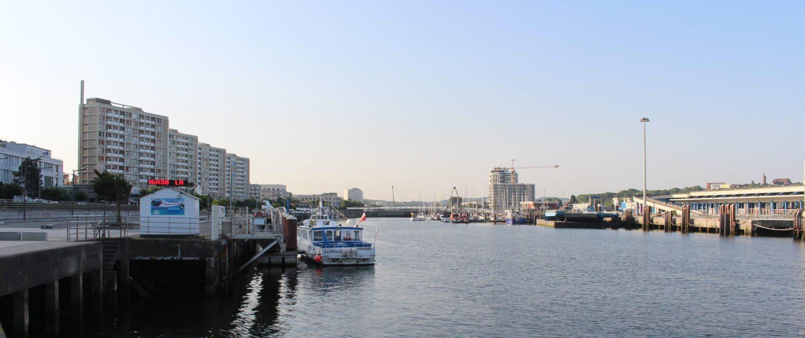 Boulogne-sur-Mer vue