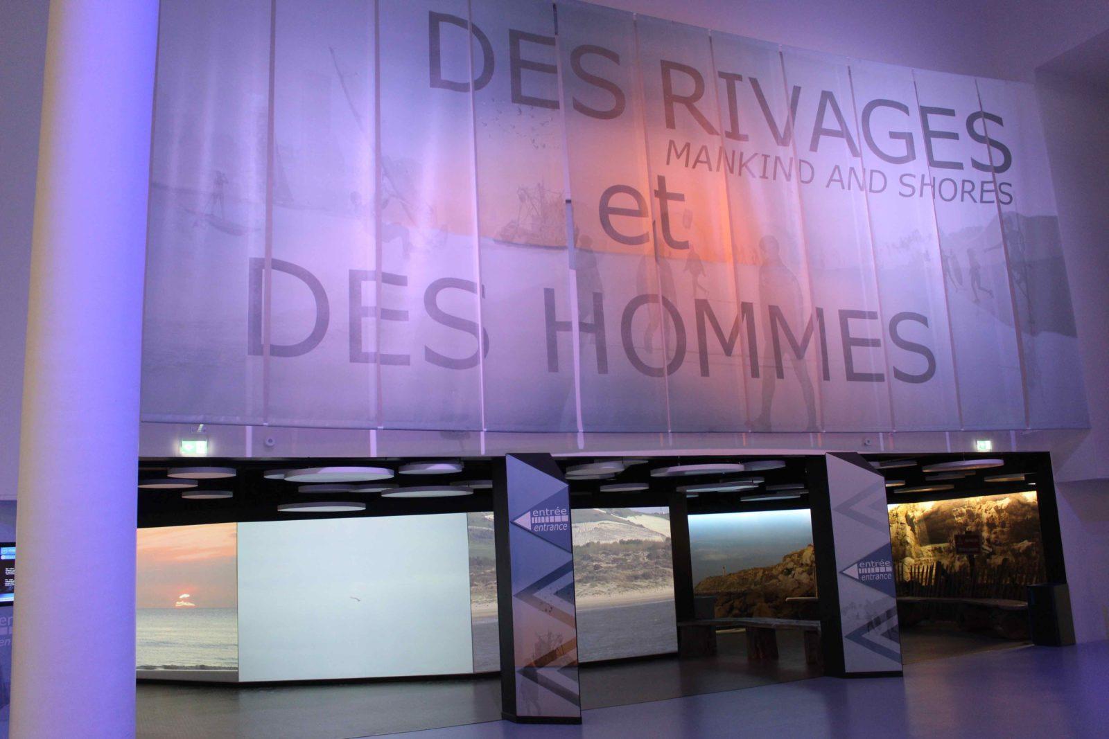 Nausicaa Boulogne sur mer - Des Rivages et des Hommes