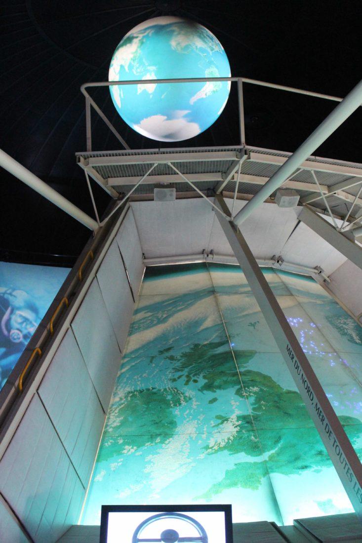 Nausicaa Boulogne-sur-Mer la planète bleue