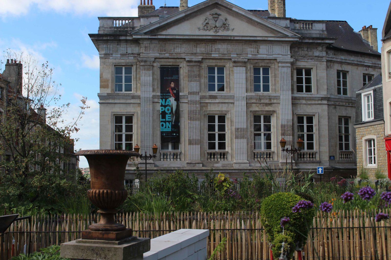 Boulogne-sur-Mer le Palais impérial