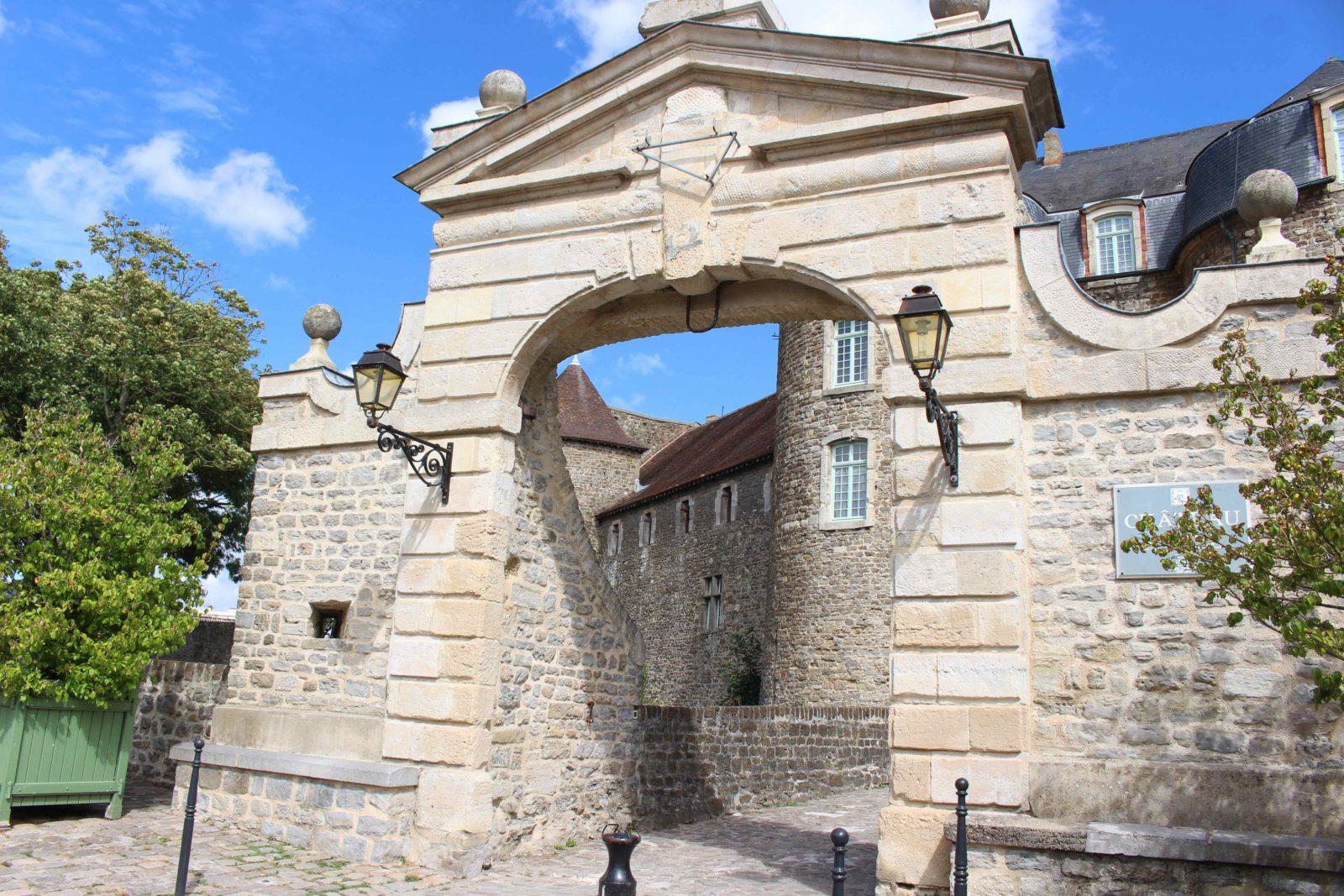 Boulogne-sur-Mer le Château-musée