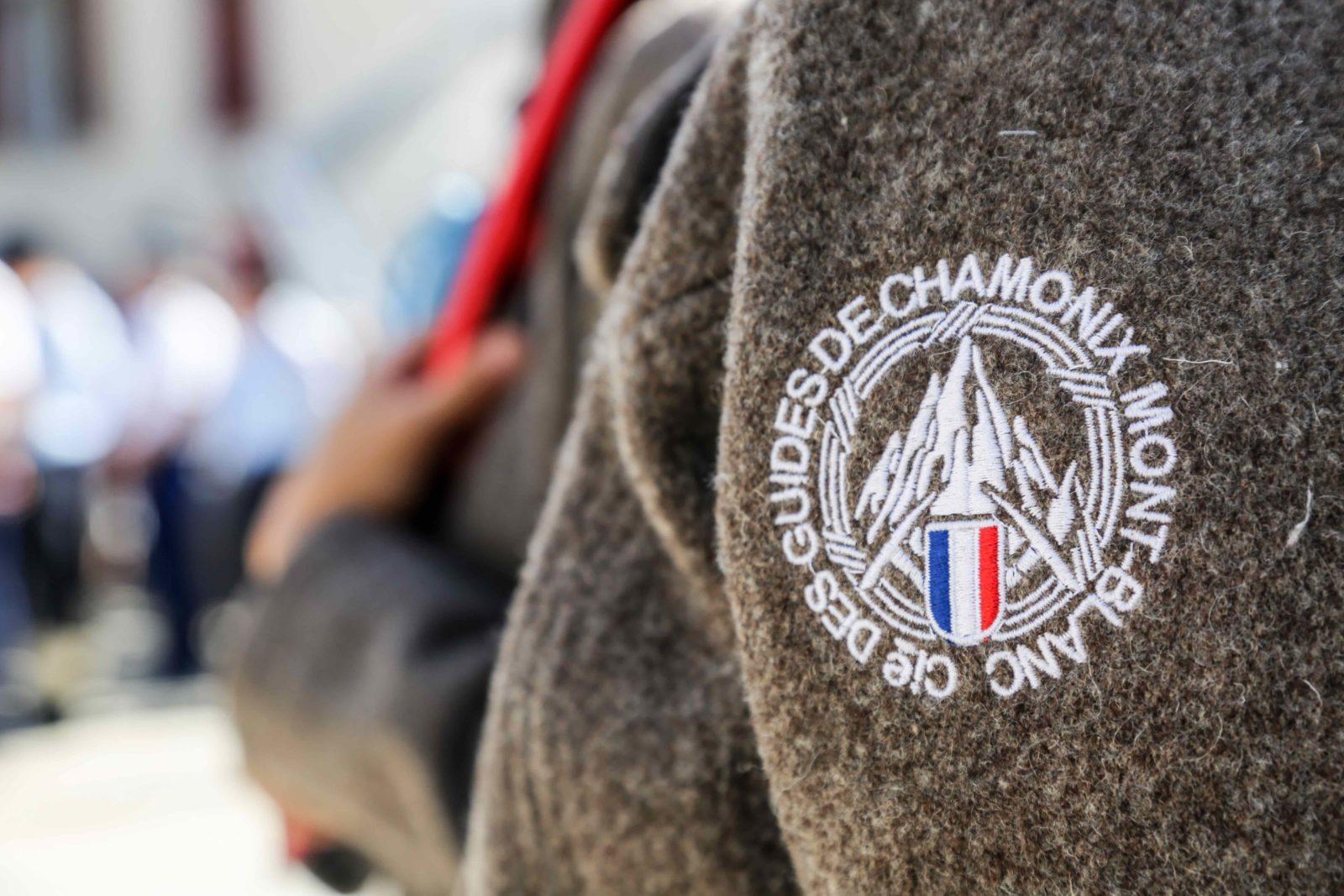 Fête des Guides à Chamonix écusson