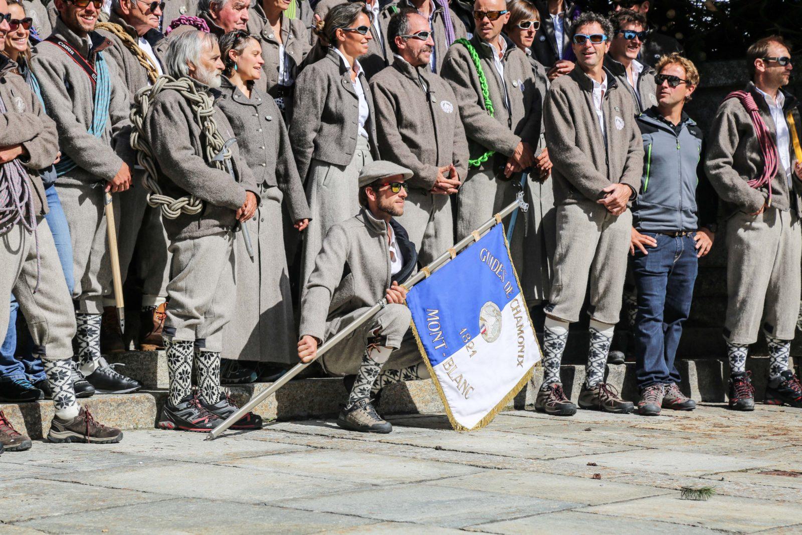 Fête des Guides à Chamonix tradition et amitié