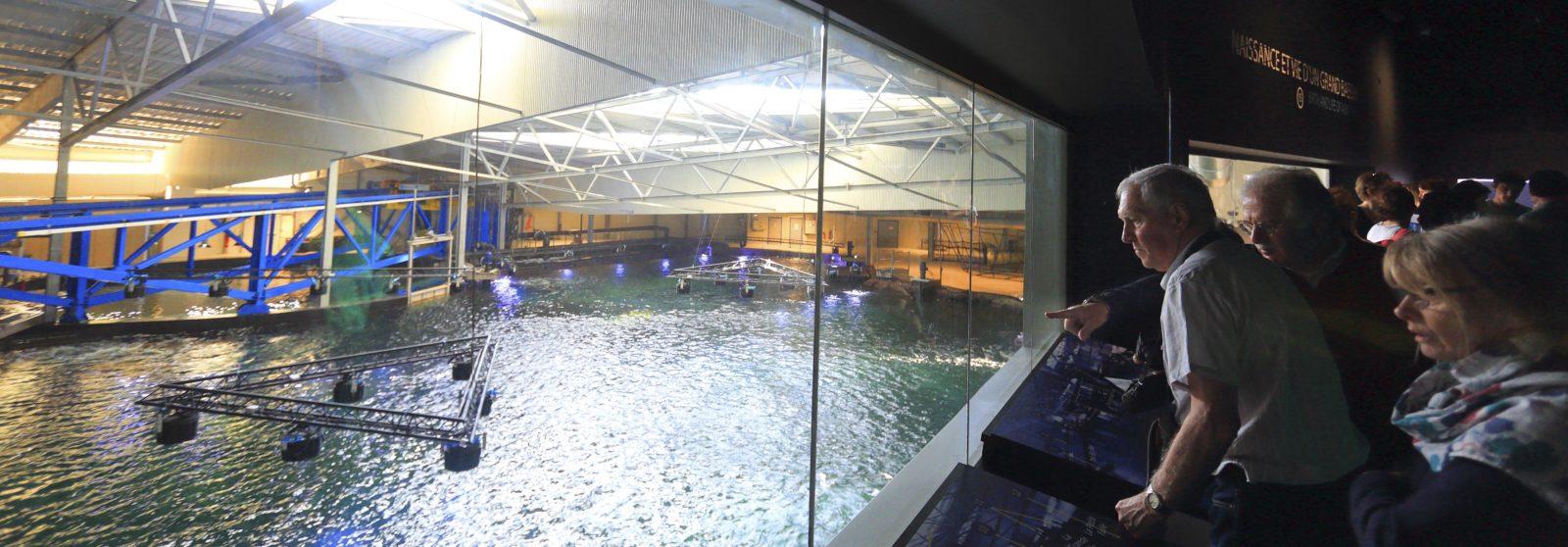 Nausicaa Boulogne sur mer -Sortie expo haute mer-public
