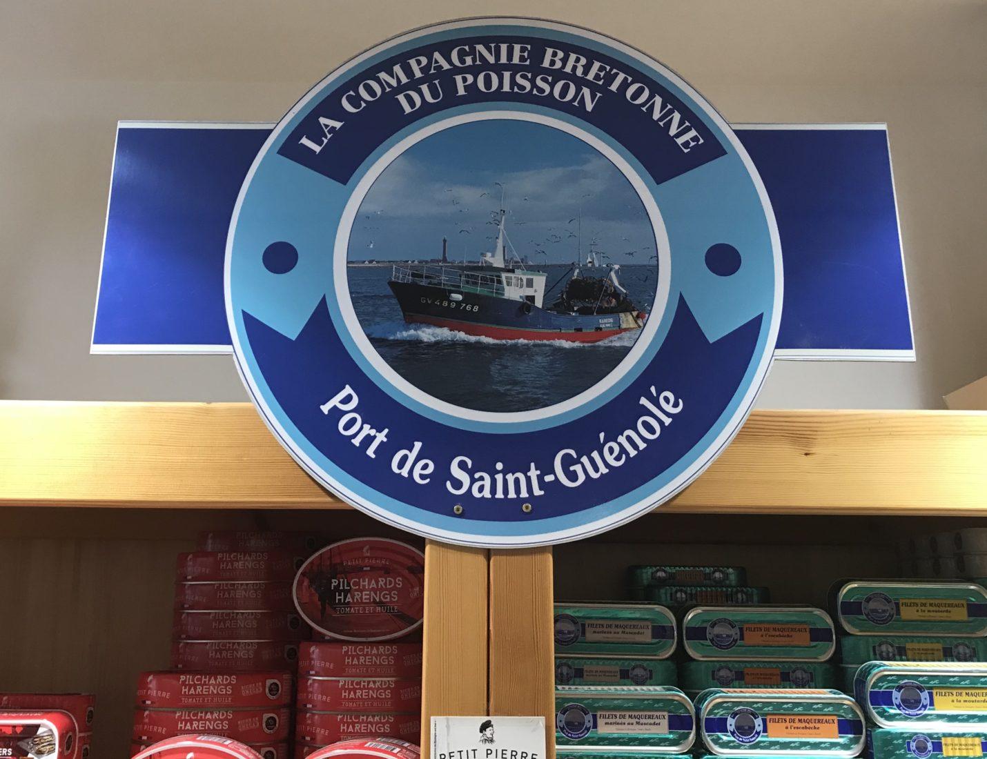 compagnie bretonne du poisson