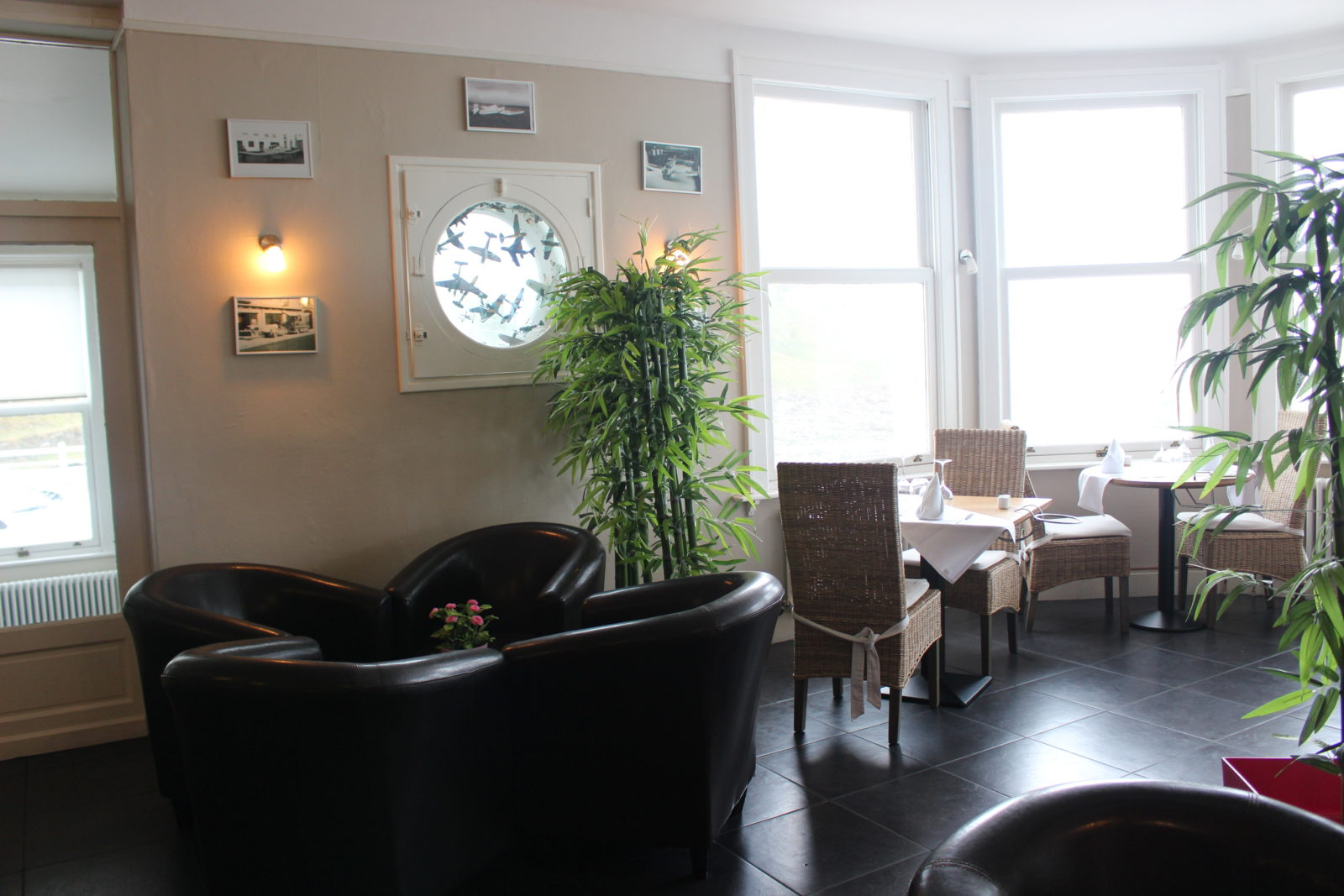 La Sirène Cap gris-nez intérieur salon