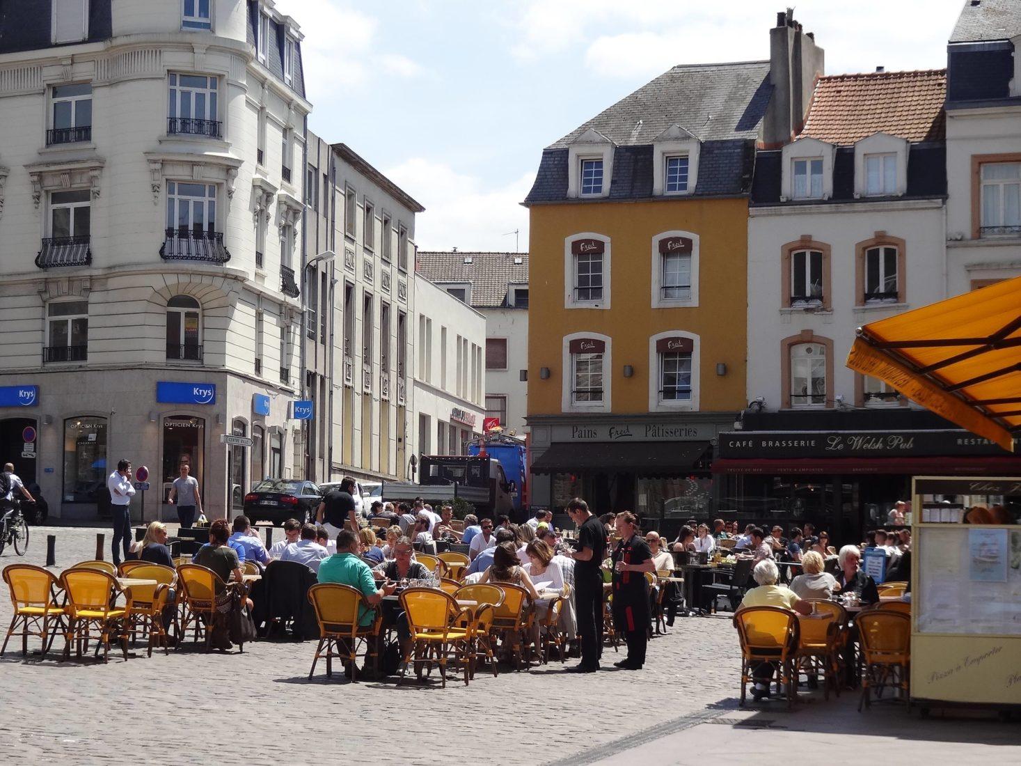 Boulogne-sur-Mer place Dalton