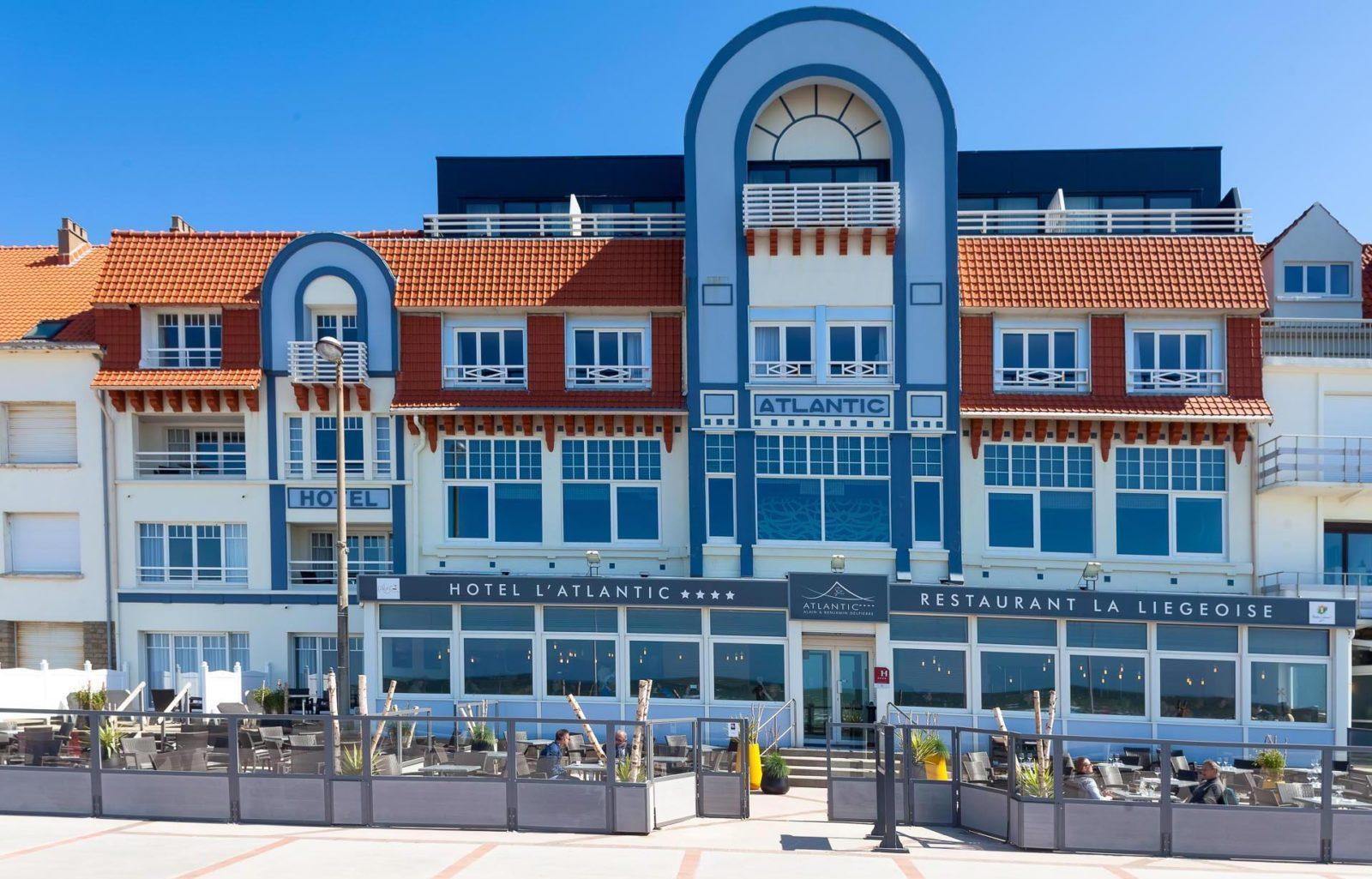 Wimereux hotel atlantic aloze
