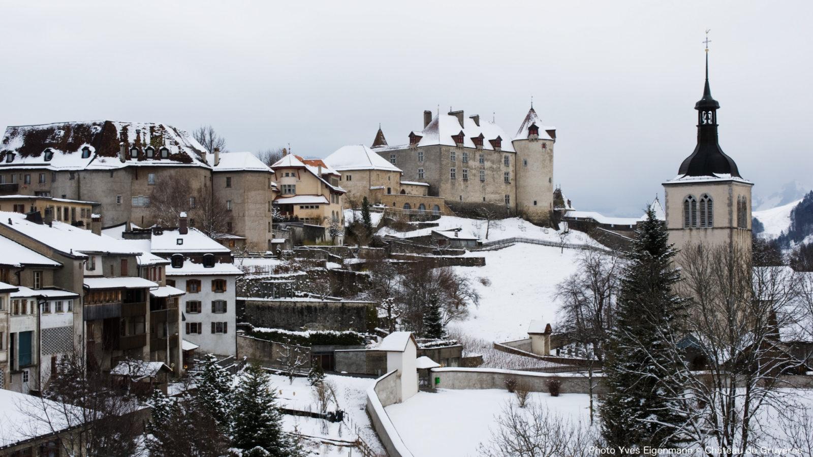 Château de Gruyères @ Y.Eigenmann