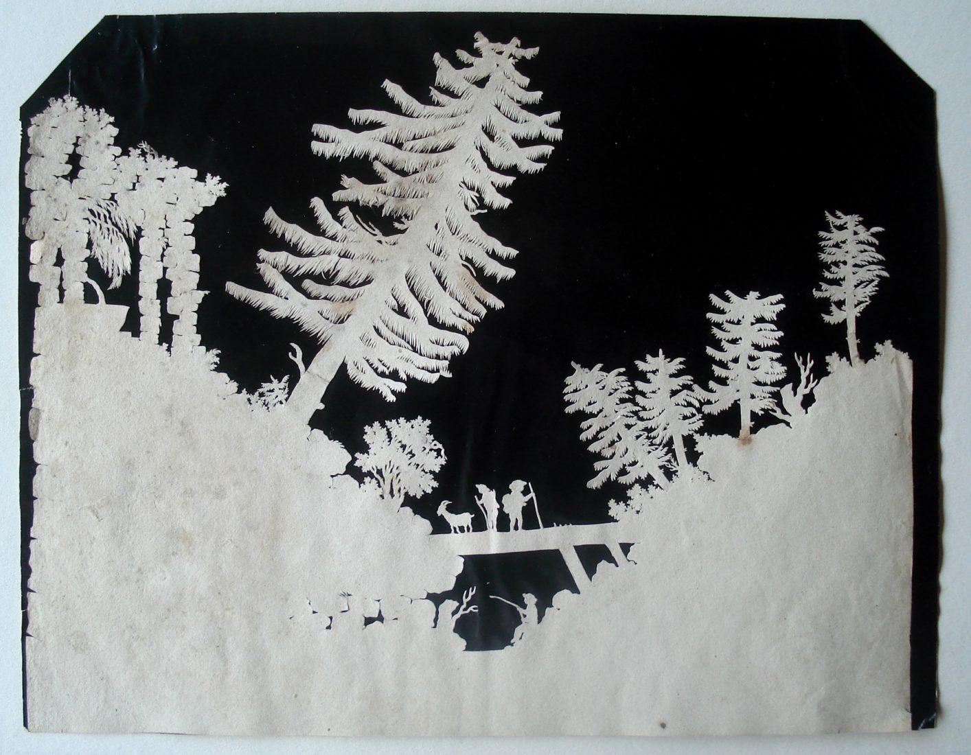 Musée du Pays-d'Enhaut~ Harmonie du paysage Anonyme