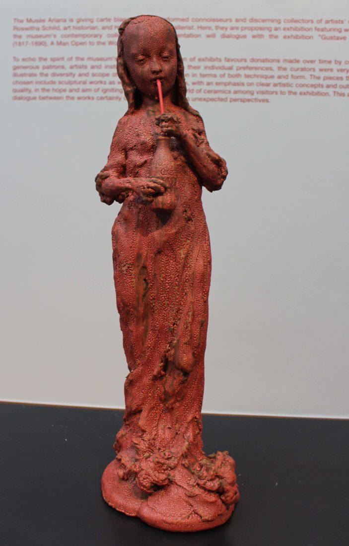Audrius Janusonis (Lituanie, 1968) Cocacola, 2008 Musée Ariana