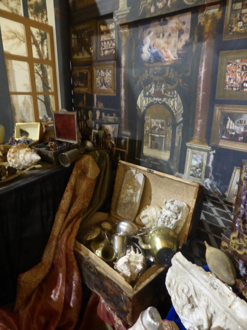 Coffres et autres Chambres des Merveilles Château d'Angers