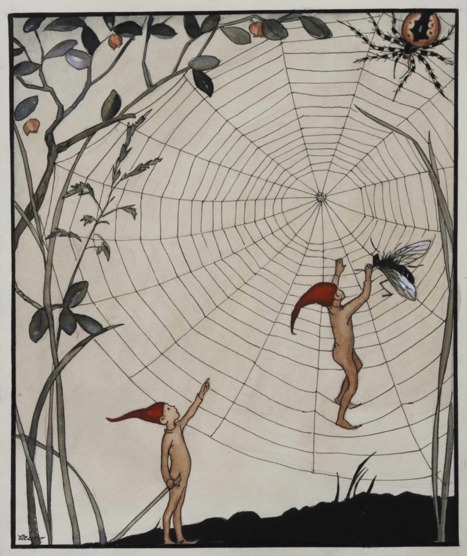 Martta Wendelin, illustration pour tip top