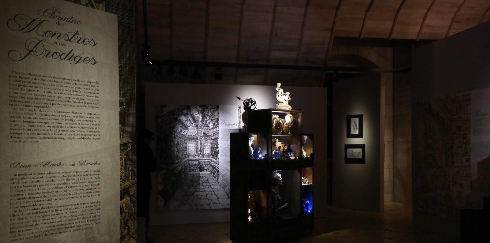 Les Chambres des Merveilles Domaine national du Château d'Angers