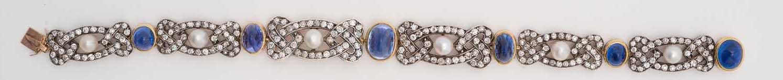 Exposition à Istra (Russie) Fabergé bracelet monogramme impératrice