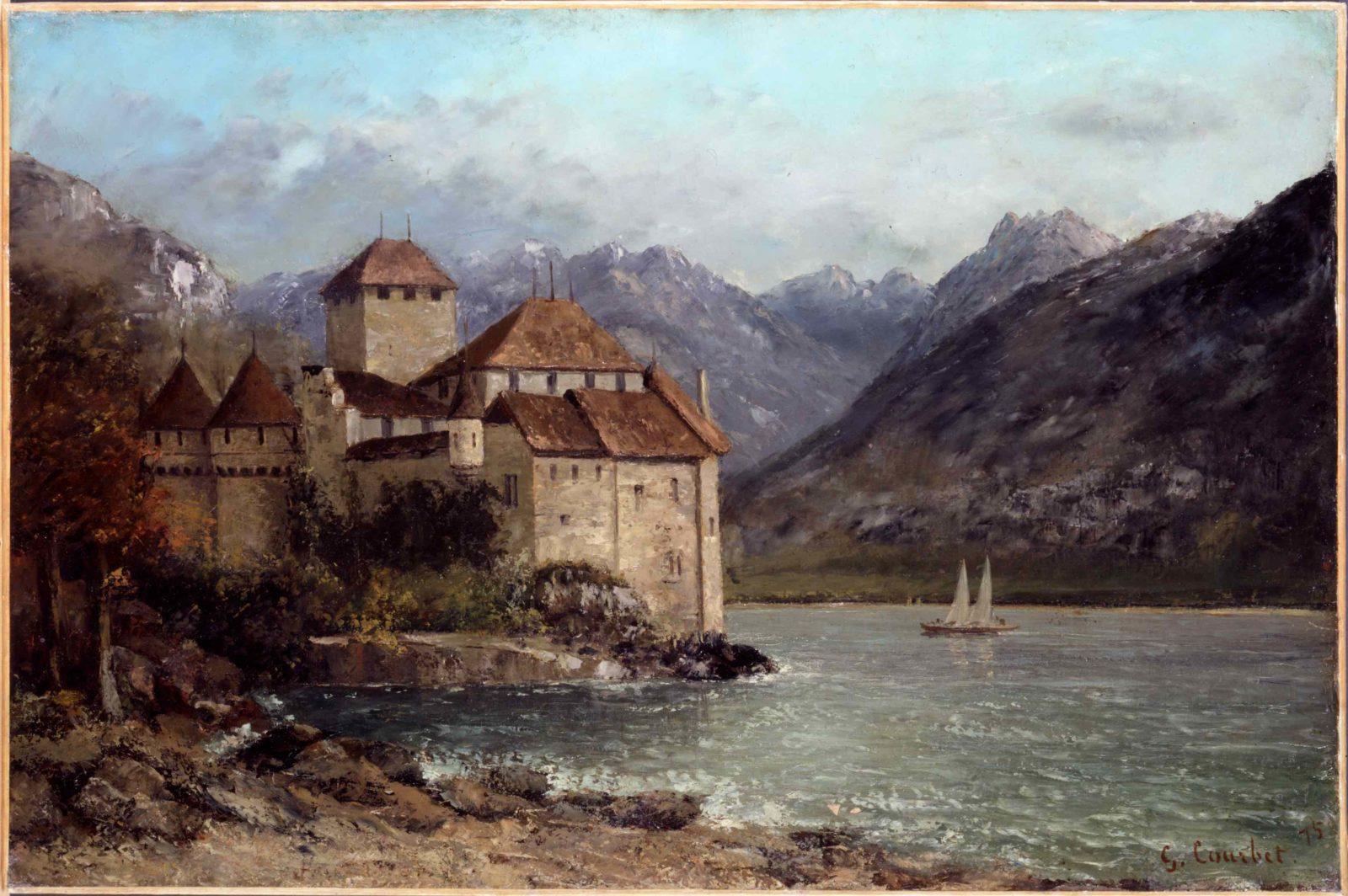 2019 Bicentenaire Gustave Courbet A La Tour De Peilz Suisse Fyk Mag