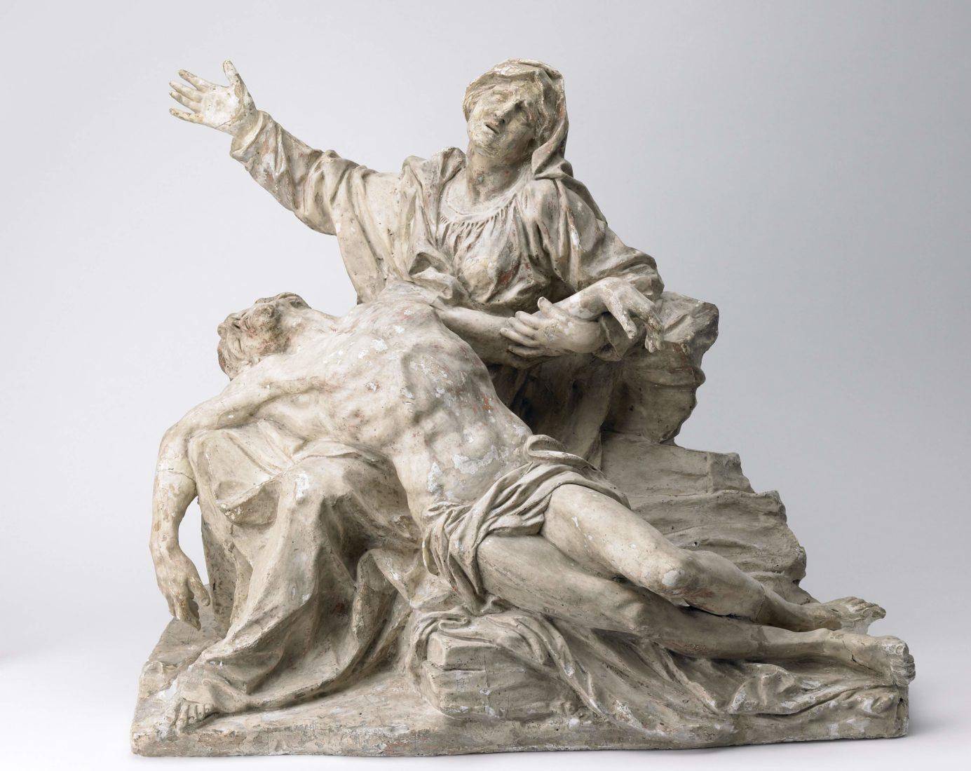 mbaa Besançon Luc BRETON, Pietà