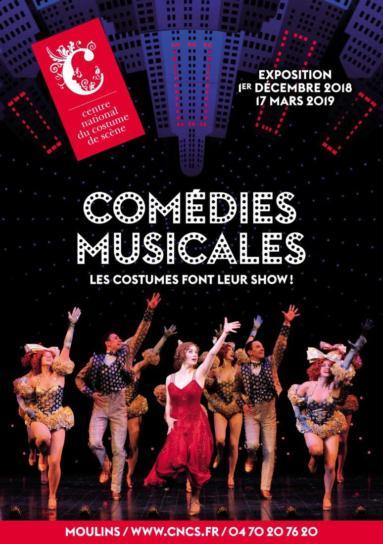 Cncs Moulins comedies musicales Affiche
