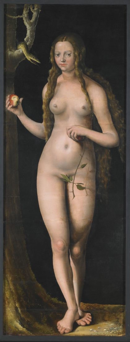 mbaa Besançon Lucas CRANACH, Eve