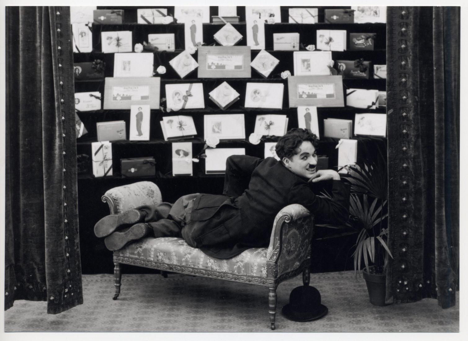 Charlie Chaplin 130 ans Corsier Chaplin's World
